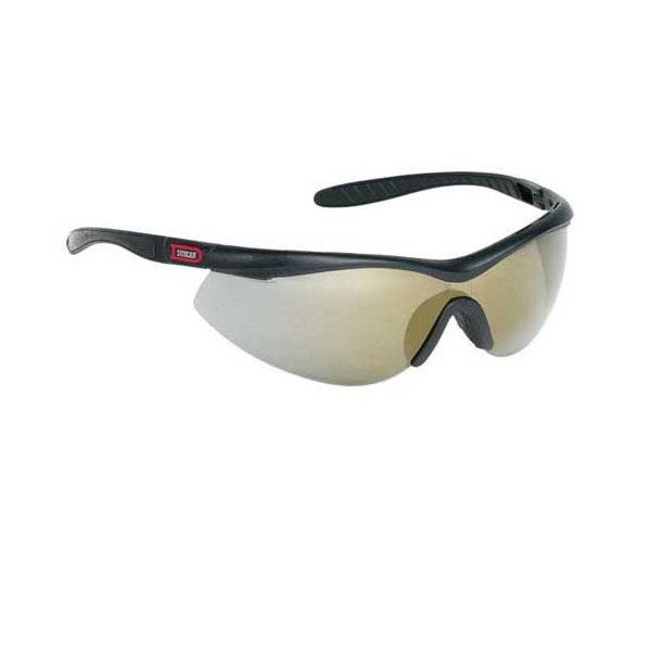 Promotional Single - Piece Lens Wrap - Around Safety Glasses / Sun Glasses