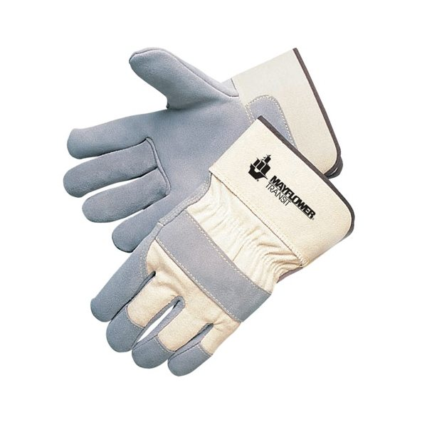 Promotional Split Cowhide Palm Gloves