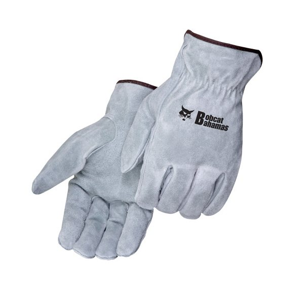 Promotional Split Cowhide Driver Gloves