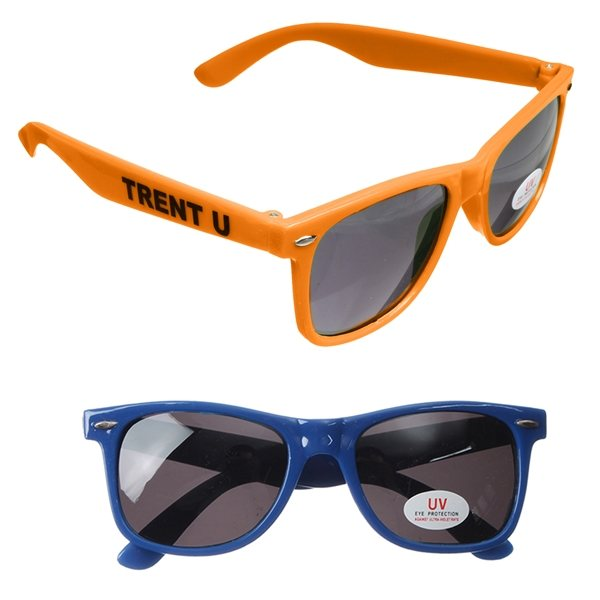 Promotional 100 UVA / UVB Protection Cool Sunglasses