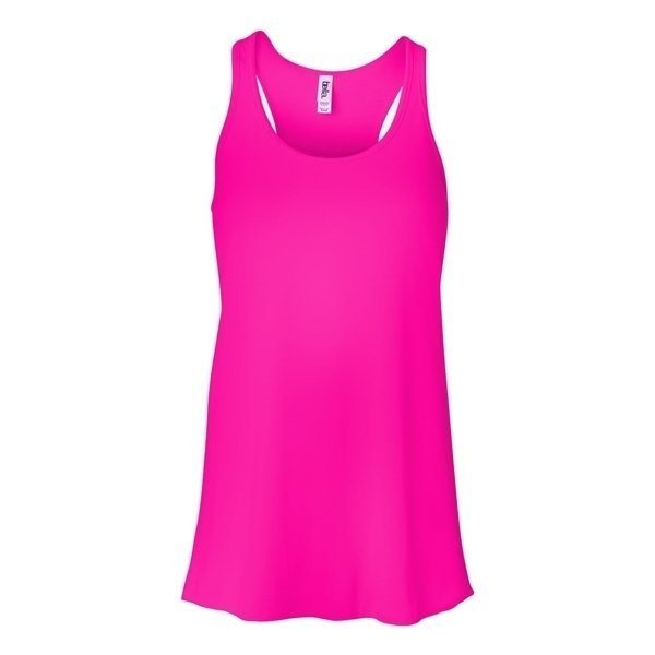 Promotional Bella + Canvas - Ladies Flowy Racerback Tank