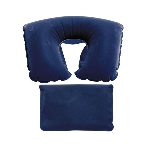 Promotional Travel Pillow W / Pouch