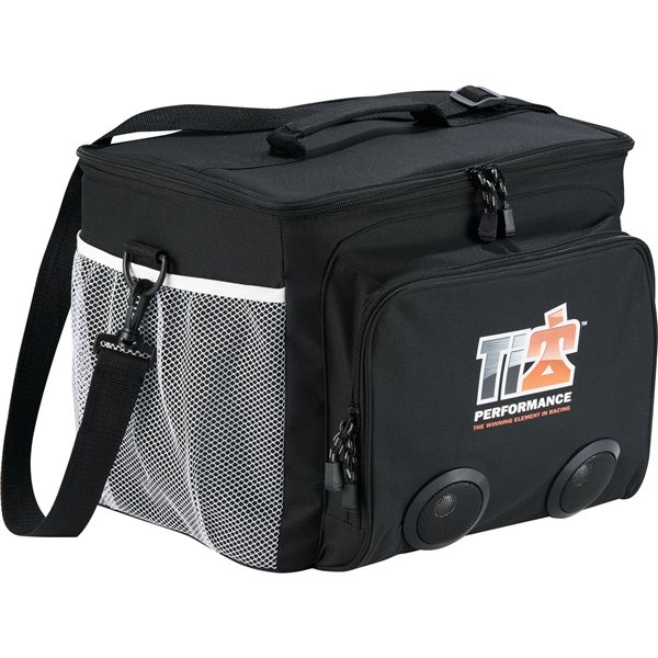 Promotional Game Day 30- Can Speaker Cooler