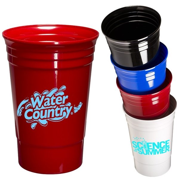 Promotional Single - Wall Everlasting 20 oz Party Cup