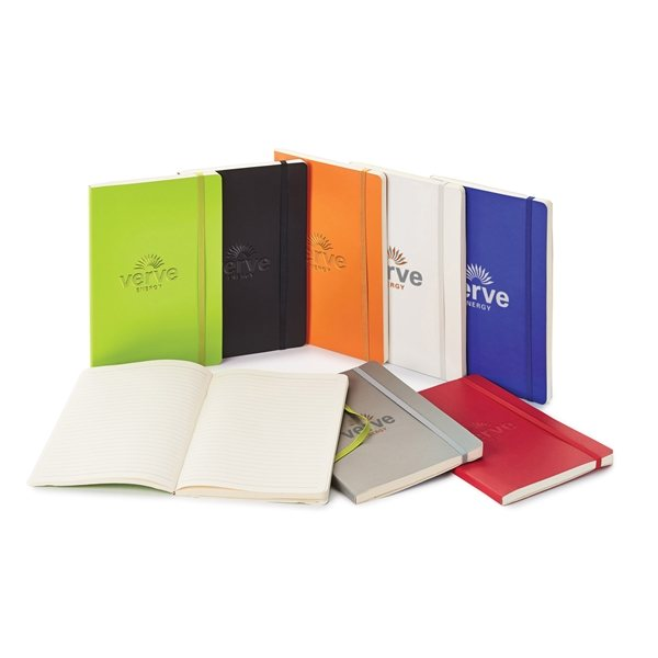 Promotional NeoSkin(R) Soft Cover Journal 5 1/2 x 8 1/4