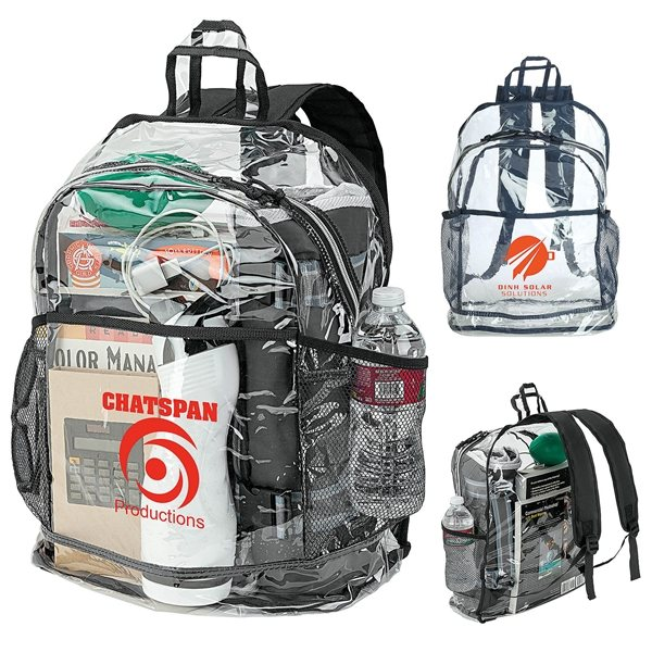Promotional Havelock Clear Backpack