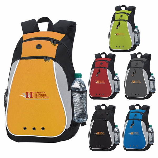 Promotional Atchison Polyester PeeWee Backpack