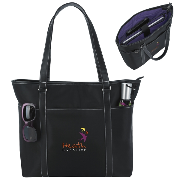 Promotional Atchison Twill Nylon She Ruels Tote
