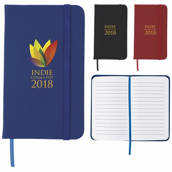 Promotional 3x5 Journal Notebook