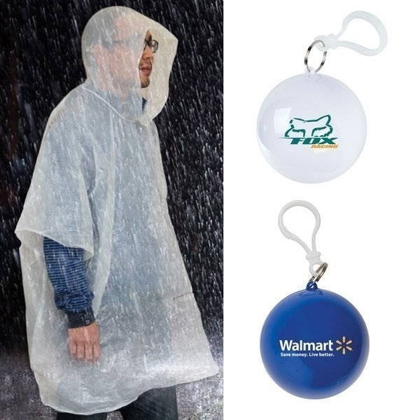 Promotional Travel Poncho