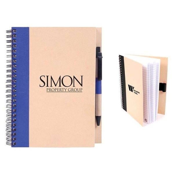 Promotional Recycled Paper Notebook