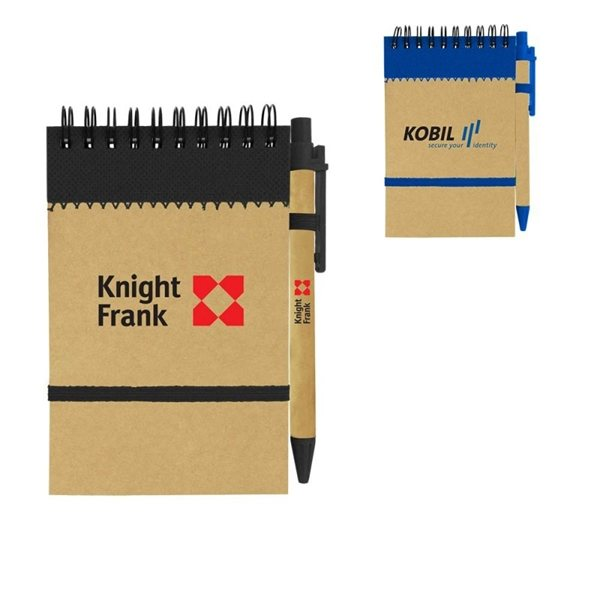Promotional Recycled Jotter Pad