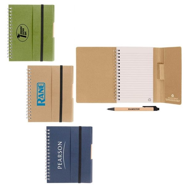 Promotional Small Tuck Journal Book