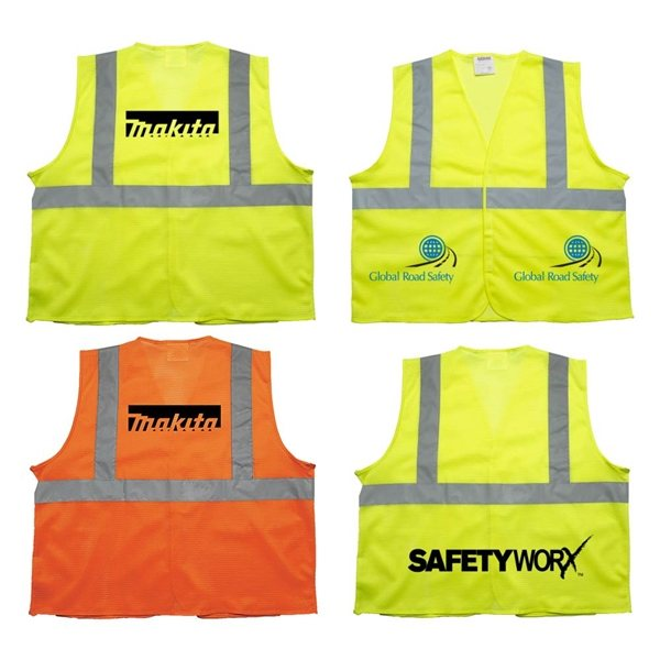 Promotional ANSI 2 Yellow Safety Vest