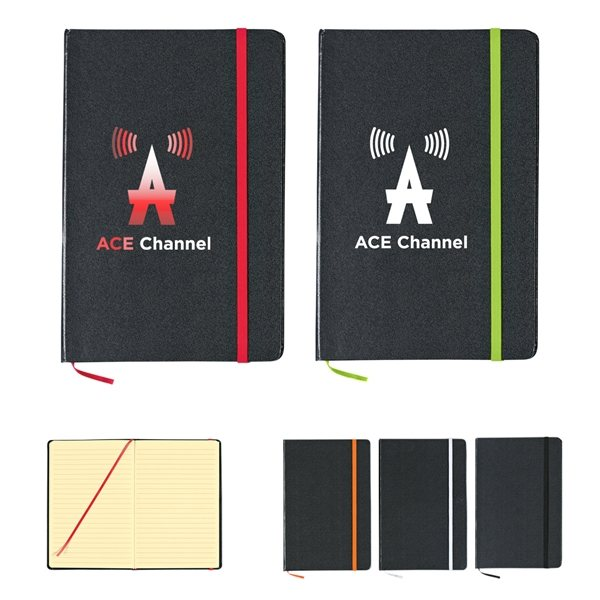 Promotional Shelby Notebook with Matte Finish