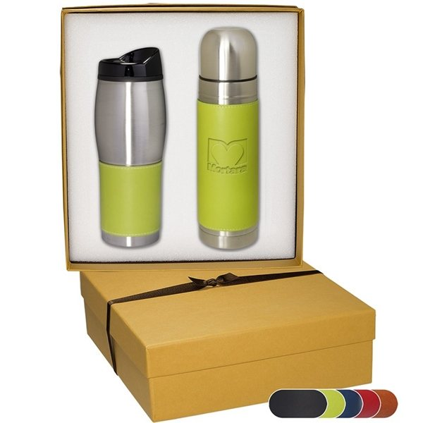 Promotional Tuscany(TM) Thermos Tumbler Gift Set