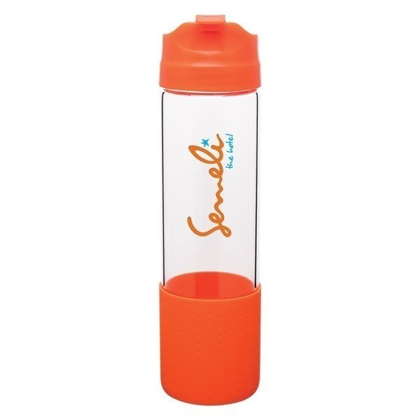 Promotional 18 oz H2go Pure - Orange
