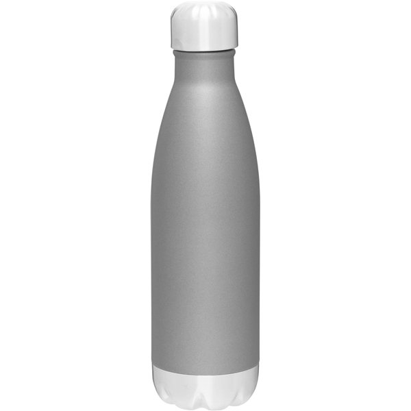 Promotional 17 oz H2go Force - Matte Gray