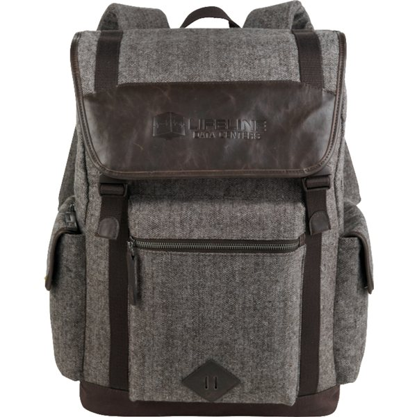 Promotional Cutter Buck(R) Pacific 17 Computer Backpack