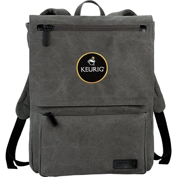 Promotional Kenneth Cole(R) Canvas 15 Computer Backpack