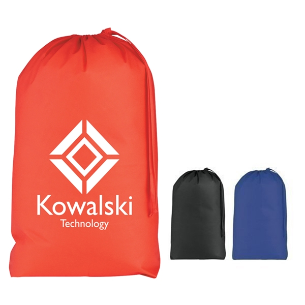 Promotional Non - Woven Laundry Bag - 18 x 26