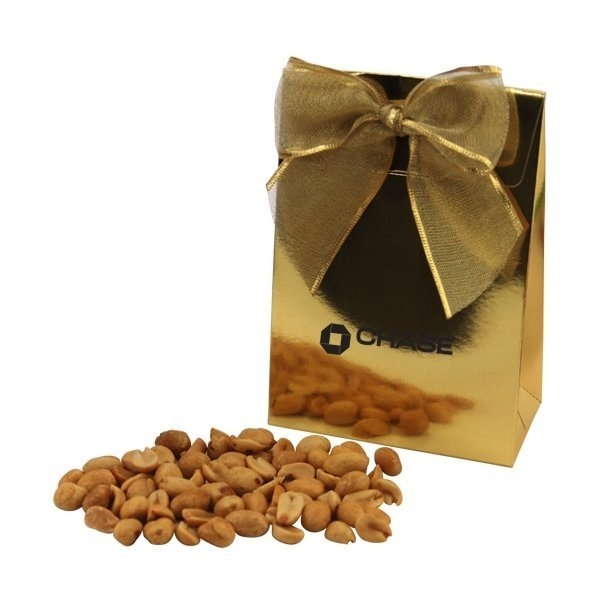 Promotional Gift Box with Peanuts