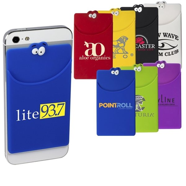 Promotional Goofy Group(TM) Silicone Mobile Device Pocket