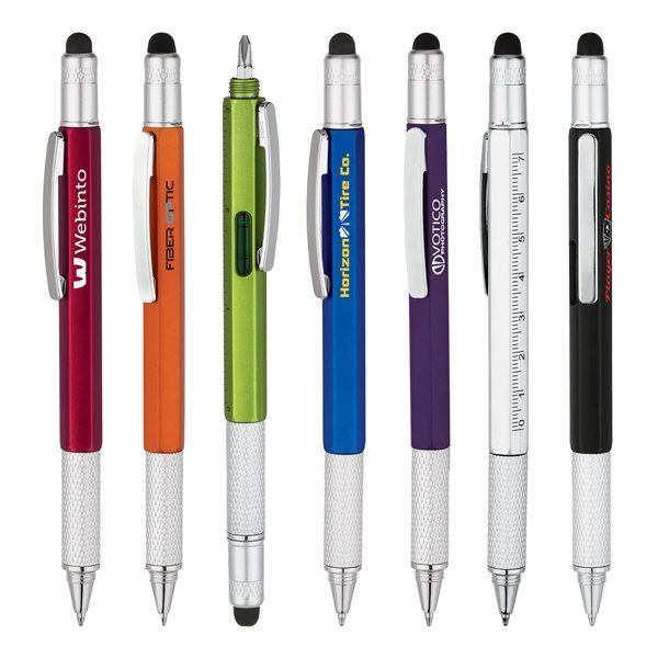 Promotional Fusion 5- in -1 Work Pen