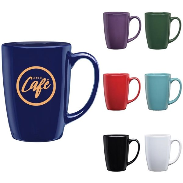 Promotional 16 oz Taza Collection