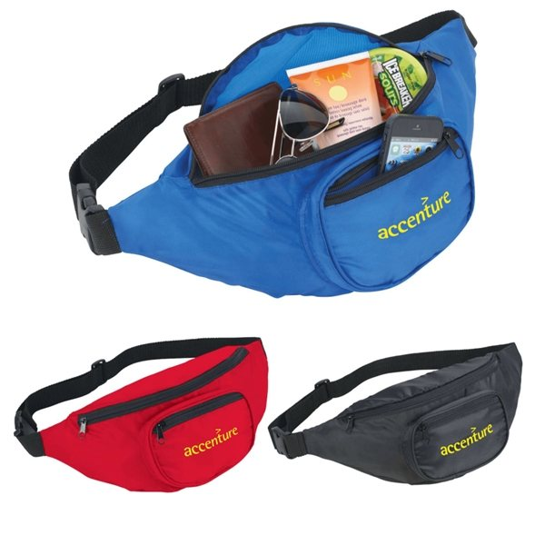 Promotional The Hipster Deluxe Fanny Pack