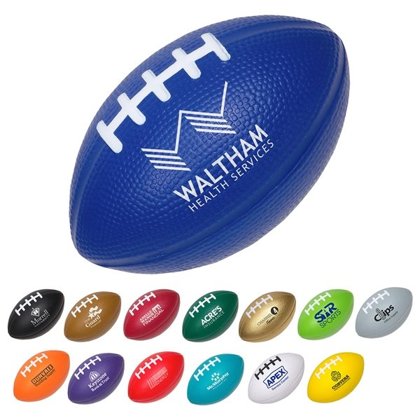 Promotional Medium Football - Stress Relievers