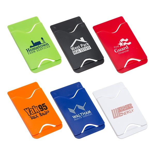 Promotional Plastic Mobile Phone Wallet