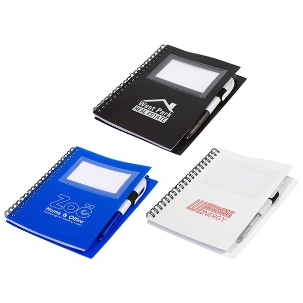 Promotional Note - it Memo Book