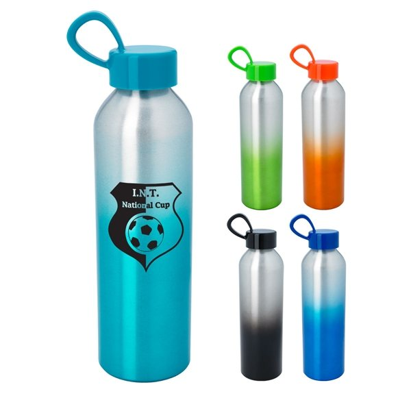 Promotional 21 oz Aluminum Chroma Bottle