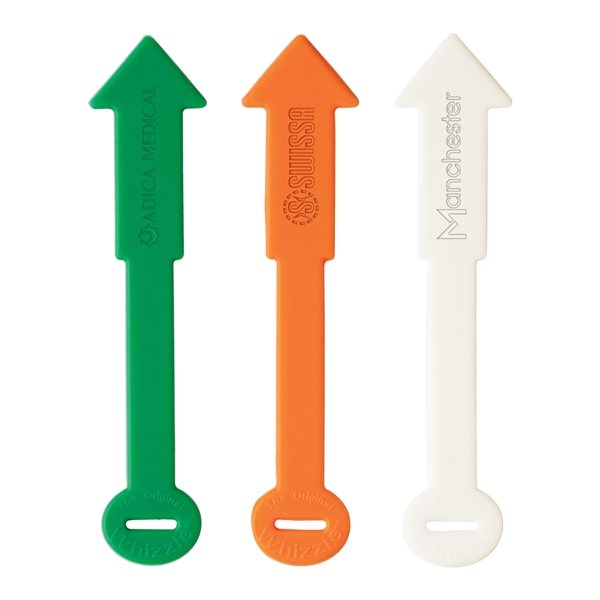 Promotional Whizzie(TM) SpotterTie(TM) - Mini - Arrow Shape