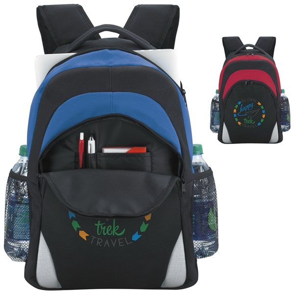 Promotional Authority Computer Backpack
