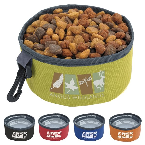 Promotional Collapsible Pet Bowl