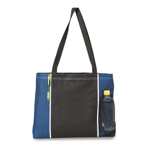 Promotional Classic Convention Tote - Royal Blue