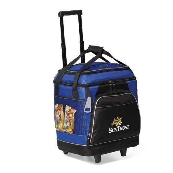 Promotional Islander Wheeled Cooler - Royal Blue