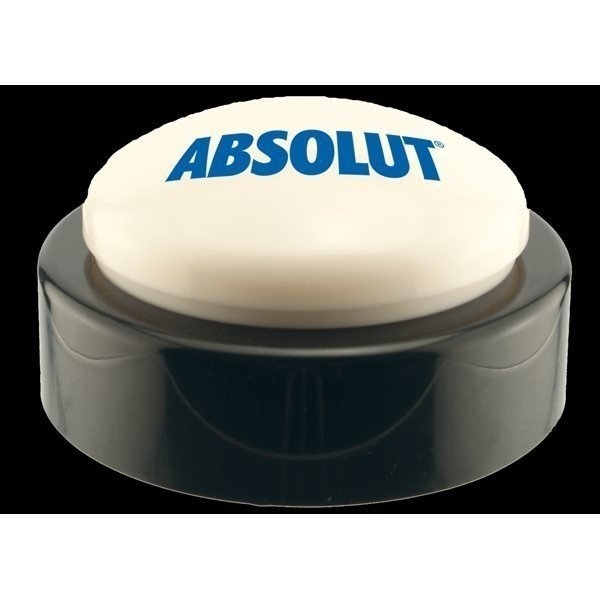Promotional Big Sound Button with Batteries
