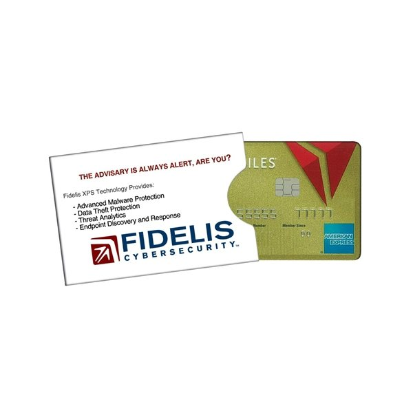 Promotional RFID Card Holder - Paper Products