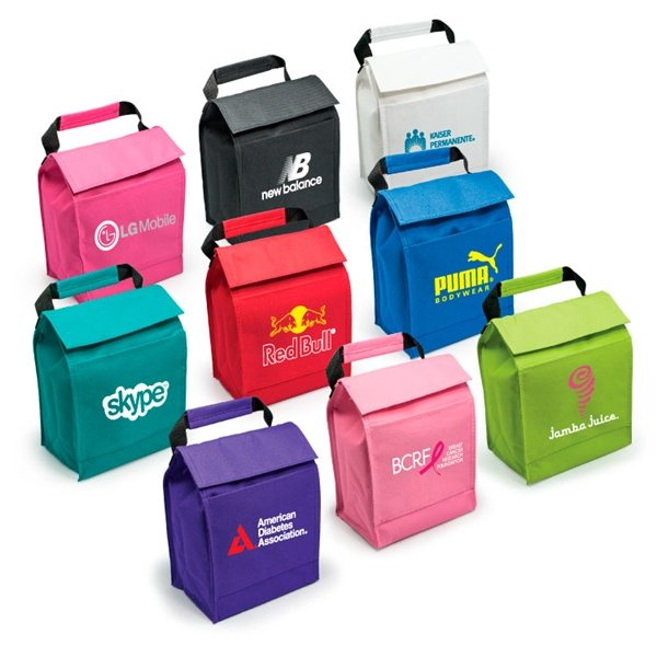 Promotional 600D Polyester Keelan Lunch Pack