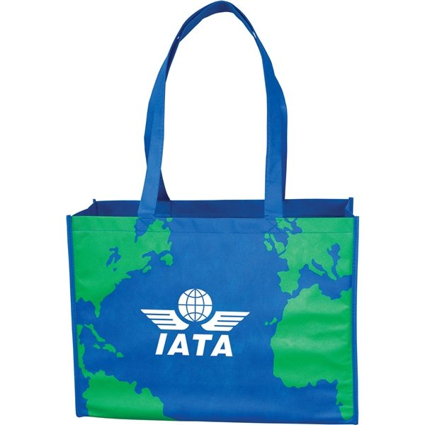 Promotional Earth Tote Bag