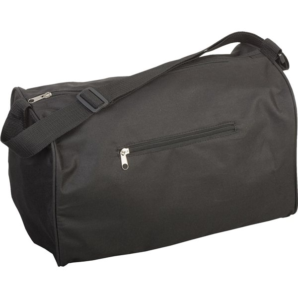 Promotional 600D Polyester Duffel Bag