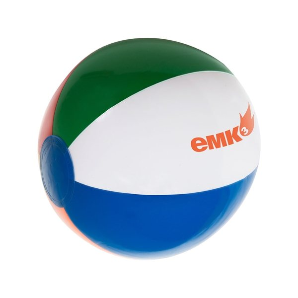 Promotional 12 Inflatable Beach Ball