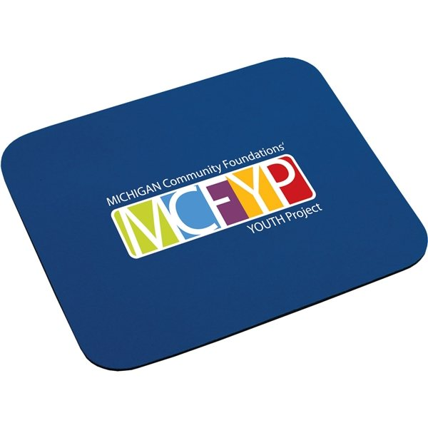 Promotional (1/8 Thick) Economy Mouse Pad