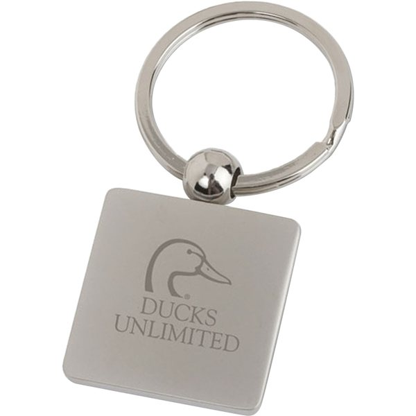 Promotional Square Key Tag