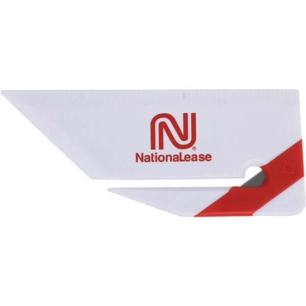 Promotional Mini Letter Opener With Ruler