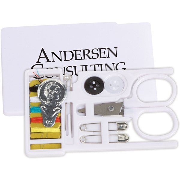 Promotional 5 Piece Mini Sewing Kit