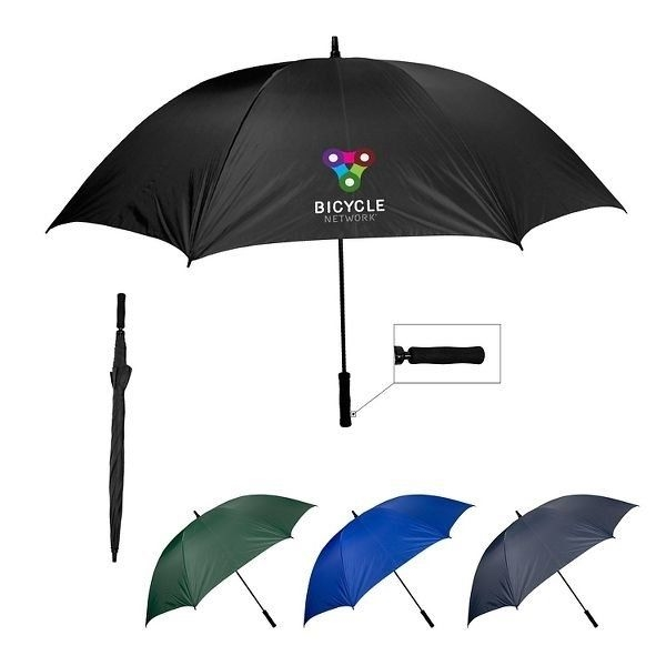 Promotional 68 Fiberglass Golf Umbrella